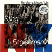 Sting Englishman In New York UK CD single