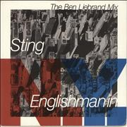 Click here for more info about 'Sting - Englishman In New York'
