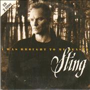 Sting I Was Brought To My Senses Germany CD single