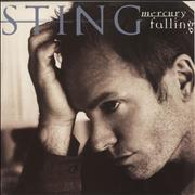Click here for more info about 'Sting - Mercury Falling'