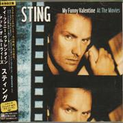 Click here for more info about 'Sting - My Funny Valentine: Sting At The Movies'