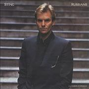 Click here for more info about 'Sting - Russians'