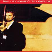Click here for more info about 'Sting - Ten Summoner's Tales World Tour'