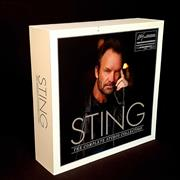 Sting The Studio Collection - 180gm Vinyl UK vinyl box set