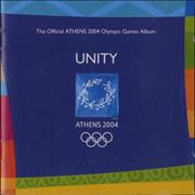 Click here for more info about 'Sting - Unity - The Official Athens 2004 Olympic Games Album'