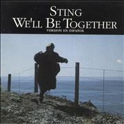 Click here for more info about 'Sting - We'll Be Together - Version En Español'