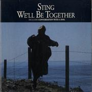 Click here for more info about 'Sting - We'll Be Together'