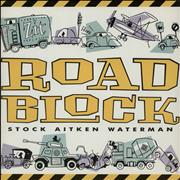 Click here for more info about 'Stock Aitken Waterman - Road Block'