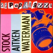 Click here for more info about 'Stock Aitken Waterman - SS Paparazzi'