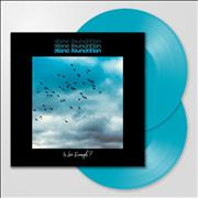 Click here for more info about 'Stone Foundation - Is Love Enough? - Turquoise Vinyl - Sealed'