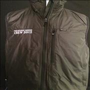 Click here for more info about 'Stone Roses - Crew 2012 - Black Gilet/Large'