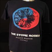 Click here for more info about 'Stone Roses - Etihad Stadium 2016 - Blue/Extra-Large'