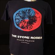 Click here for more info about 'Stone Roses - Etihad Stadium 2016 - Blue/Large'