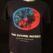 Click here for more info about 'Stone Roses - Etihad Stadium 2016 - Blue/Medium'