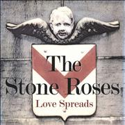 Click here for more info about 'Stone Roses - Love Spreads'