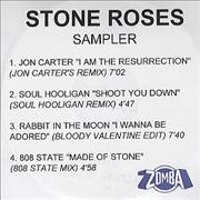 Click here for more info about 'Stone Roses - Sampler'