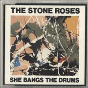Click here for more info about 'Stone Roses - She Bangs The Drum'