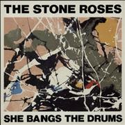 Click here for more info about 'The Stone Roses - She Bangs The Drums'
