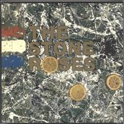 Click here for more info about 'Stone Roses - The Stone Roses - 180gram Vinyl + Sealed'