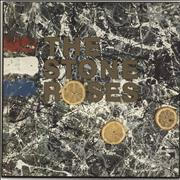Click here for more info about 'Stone Roses - The Stone Roses - 2nd - EX'