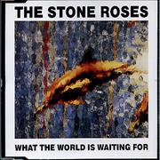 Click here for more info about 'Stone Roses - What The World Is Waiting For'