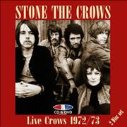 Click here for more info about 'Stone The Crows - Live Crows 1972 - 1973'
