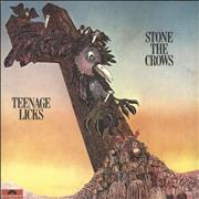 Click here for more info about 'Stone The Crows - Teenage Licks - EX'