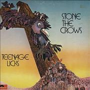 Click here for more info about 'Stone The Crows - Teenage Licks'