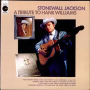 Click here for more info about 'Stonewall Jackson - A Tribute To Hank Williams'
