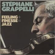 Click here for more info about 'Stéphane Grappelli - Feeling + Finesse = Jazz'