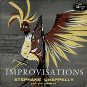 Click here for more info about 'Stéphane Grappelli - Improvisations'