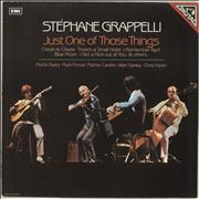 Click here for more info about 'Stéphane Grappelli - Just One Of Those Things'