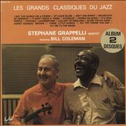 Click here for more info about 'Stéphane Grappelli - Les Grands Classiques Du Jazz - Gold Stickered'