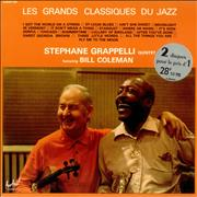 Click here for more info about 'Stéphane Grappelli - Les Grands Classiques Du Jazz - Silver Stickered'