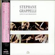 Click here for more info about 'Stéphane Grappelli - Live In San Francisco'