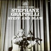 Click here for more info about 'Stéphane Grappelli - Steff And Slam'