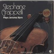 Click here for more info about 'Stéphane Grappelli - Stéphane Grappelli Plays Jerome Kern'