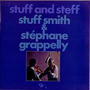 Click here for more info about 'Stéphane Grappelli - Stuff And Steff'