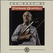 Click here for more info about 'Stéphane Grappelli - The Best Of'