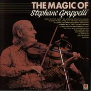 Click here for more info about 'Stéphane Grappelli - The Magic Of'