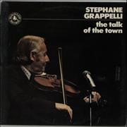 Click here for more info about 'Stéphane Grappelli - The Talk Of The Town'