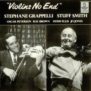 Click here for more info about 'Stéphane Grappelli - Violins No End'