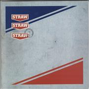 Click here for more info about 'Straw - Moving To California - White Vinyl'
