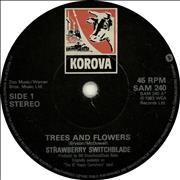 Click here for more info about 'Strawberry Switchblade - Trees And Flowers'
