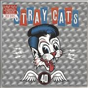 Click here for more info about 'Stray Cats - 40 - Forty - 180 Gram Red Vinyl - Sealed'