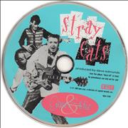 Click here for more info about 'Stray Cats - Gene & Eddie'