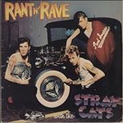 Click here for more info about 'Stray Cats - Rant N' Rave'