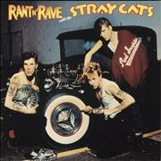 Click here for more info about 'Stray Cats - Rant n' Rave With The Stray Cats'