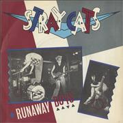 Click here for more info about 'Stray Cats - Runaway Boys - Injection label'