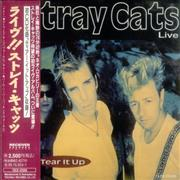 Click here for more info about 'Stray Cats - Tear It Up'